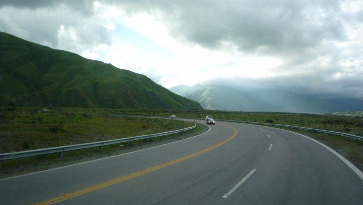 Rutas despejadas y transitables en Jujuy
