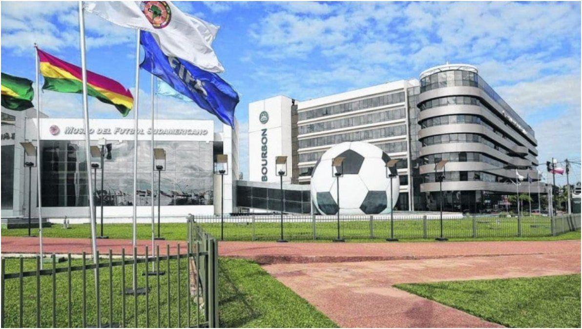 La cumbre de Luque, decisiva para la final de la Copa Libertadores