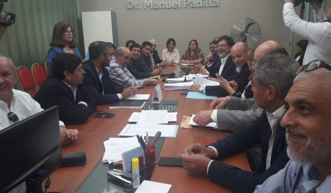 Luz verde para los Juicios políticos al fiscal general y el Tribunal de Cuentas