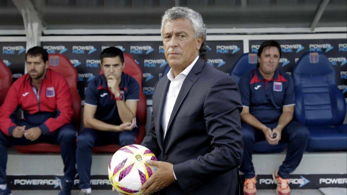 ¿Gorosito dirige a Tigre ante Riestra y se va a San Lorenzo?