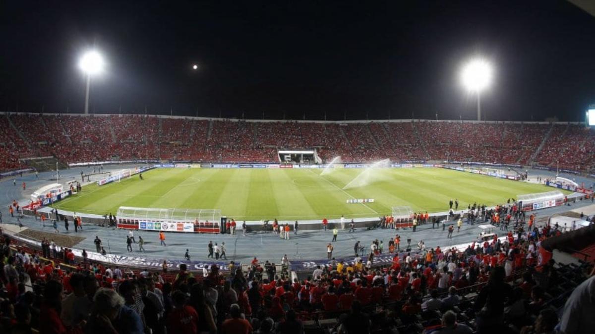 La final de la Libertadores no se jugará en Chile