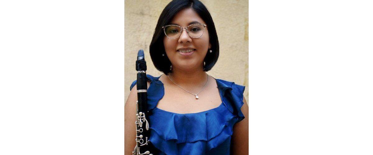 Es jujeña, toca el clarinete y se luce en la Orquesta Sinfónica de Rosario