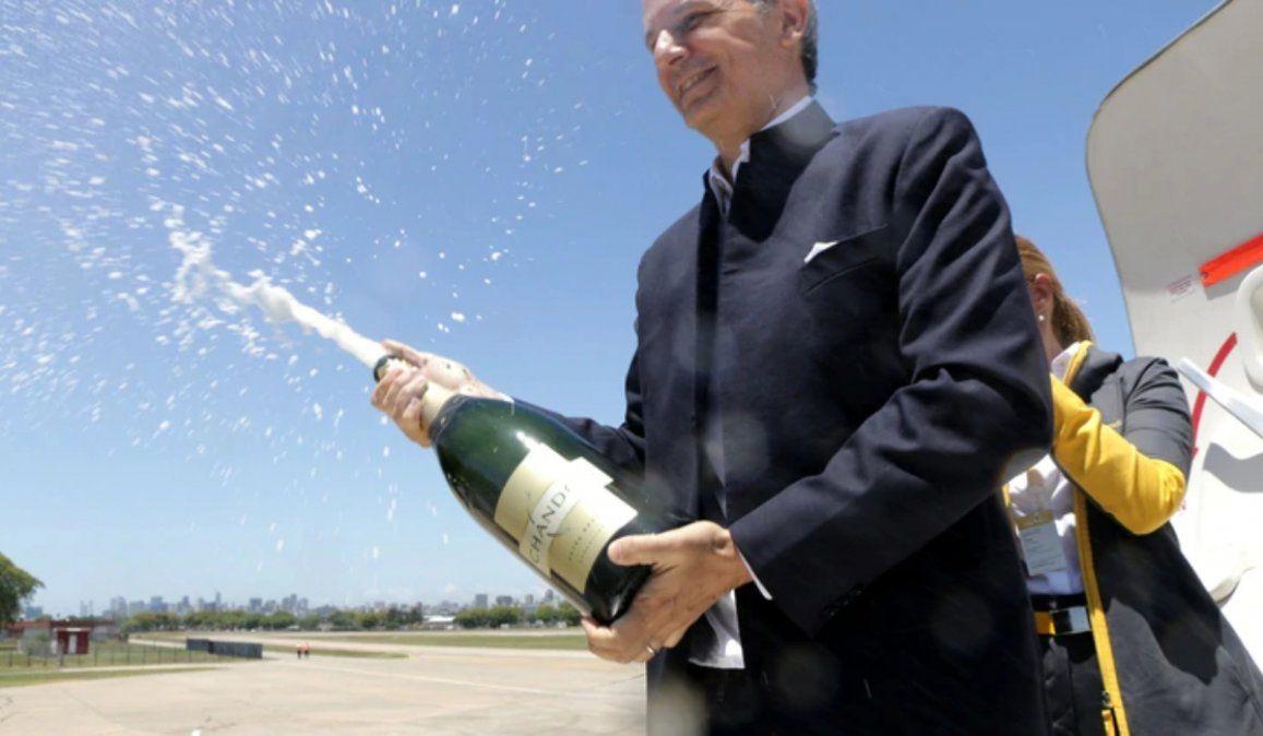 Flybondi le exigió la renuncia al CEO que definió al peronismo como un cáncer