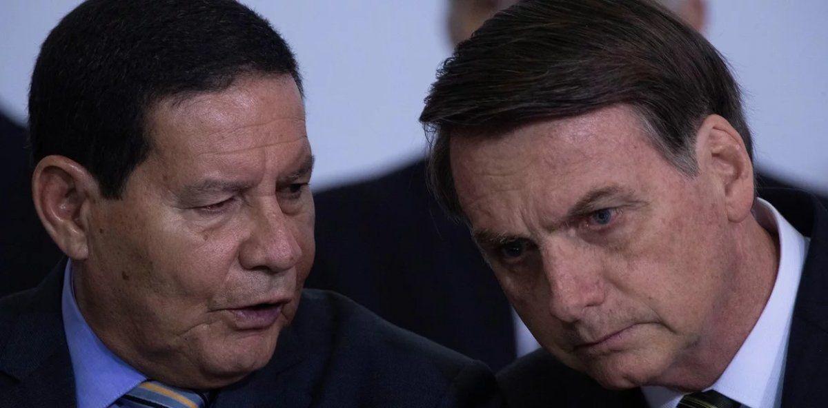 Bolsonaro bajó a su vice de la asunción de Fernández y enviará a un ministro