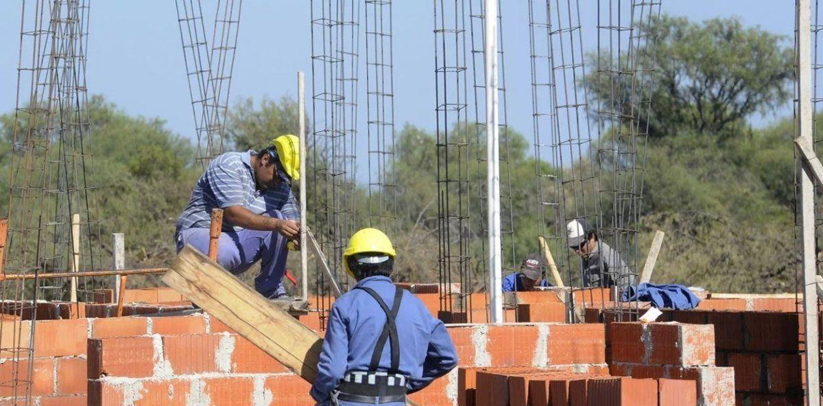 La industria y la construcción se desplomaron en septiembre
