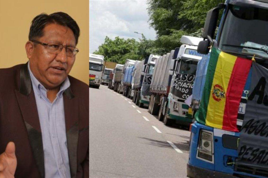 Según el cónsul, el cierre de fronteras en Bolivia afecta sólo algunos sectores