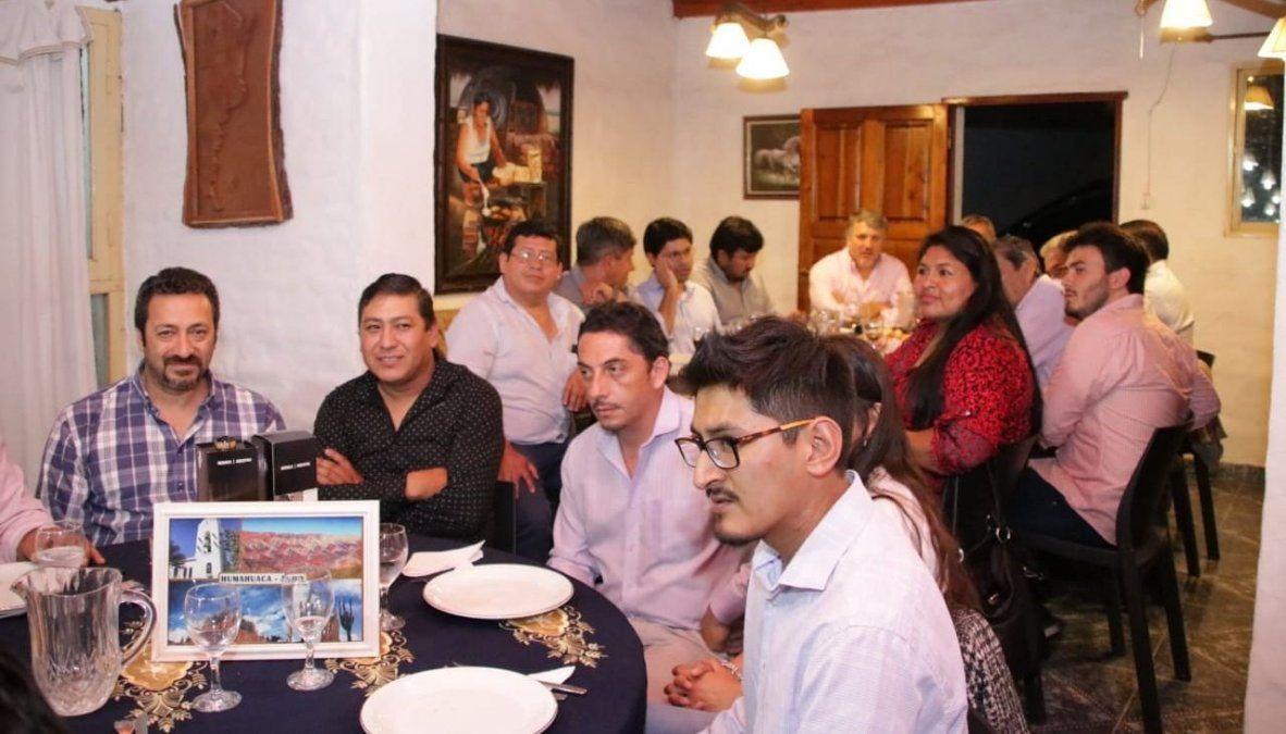 PJ: Gioja vino a Jujuy y le marcó la cancha a Rivarola por su sociedad con Morales