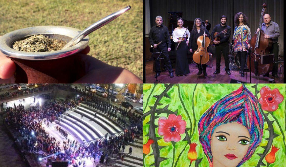 Mucha música, teatro y arte este finde en Jujuy