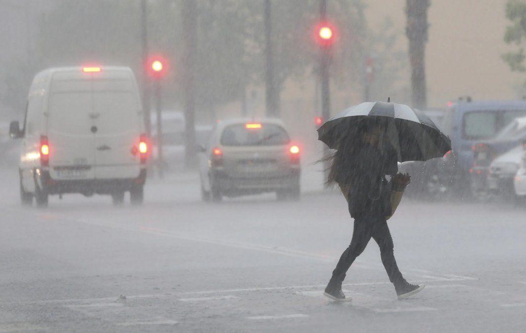 Alerta de tormentas fuertes para Jujuy