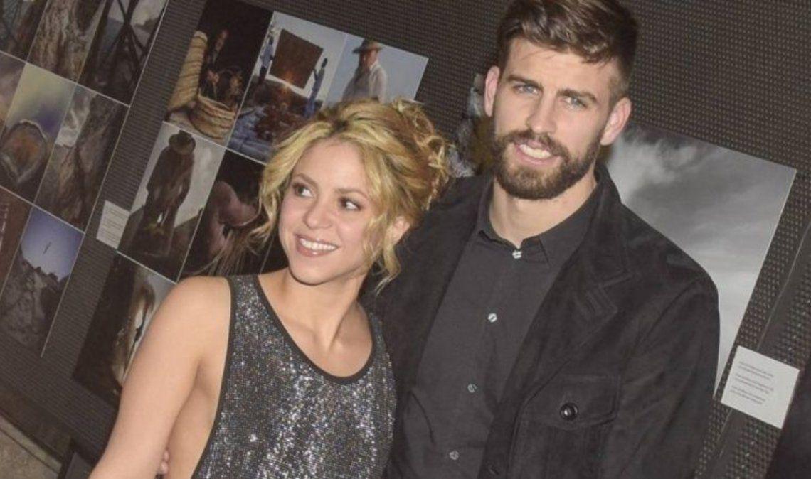 Gerard Piqué a Shakira: No quiero un futuro con una mujer amargada