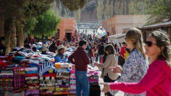 Por el tipo de cambio llega más turismo extranjero a Jujuy