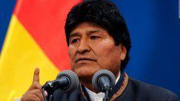 altText(Evo Morales anunció nuevas elecciones en Bolivia)}