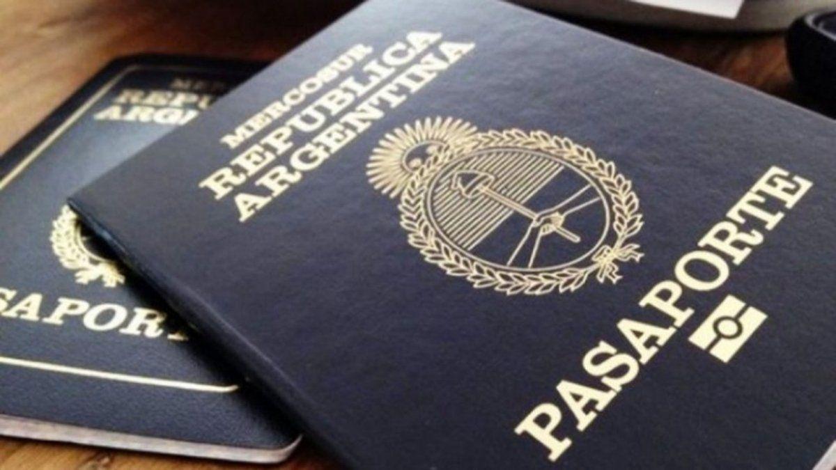¡Atención! Introducen cambios en los pasaportes