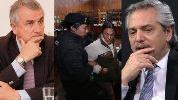 Morales sobre una posible liberación de Milagro Sala: eso sería un límite
