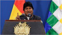 altText(Fuerzas Armadas de Bolivia le pidieron la renuncia a Evo Morales)}