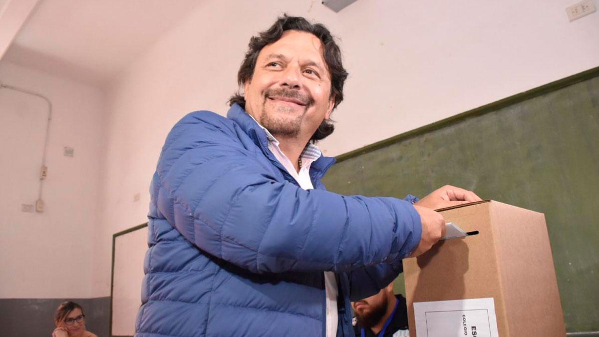 Elecciones en Salta: Gustavo Sáenz se impuso por amplia diferencia y será gobernador