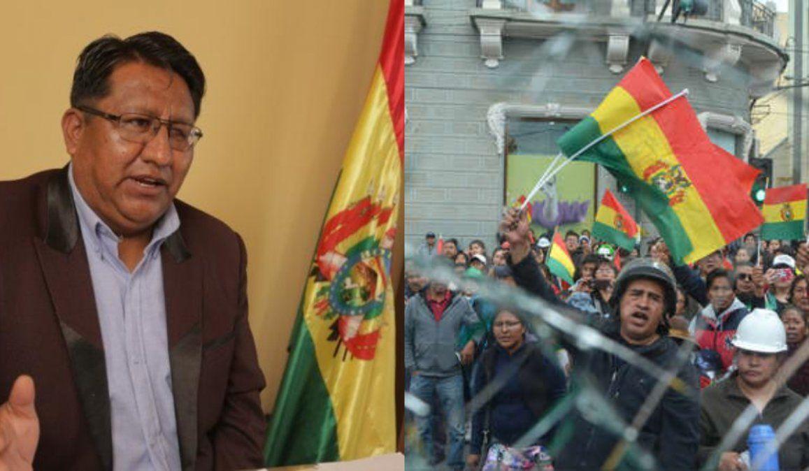 Cónsul de Bolivia en Jujuy: Ha habido una cacería de brujas