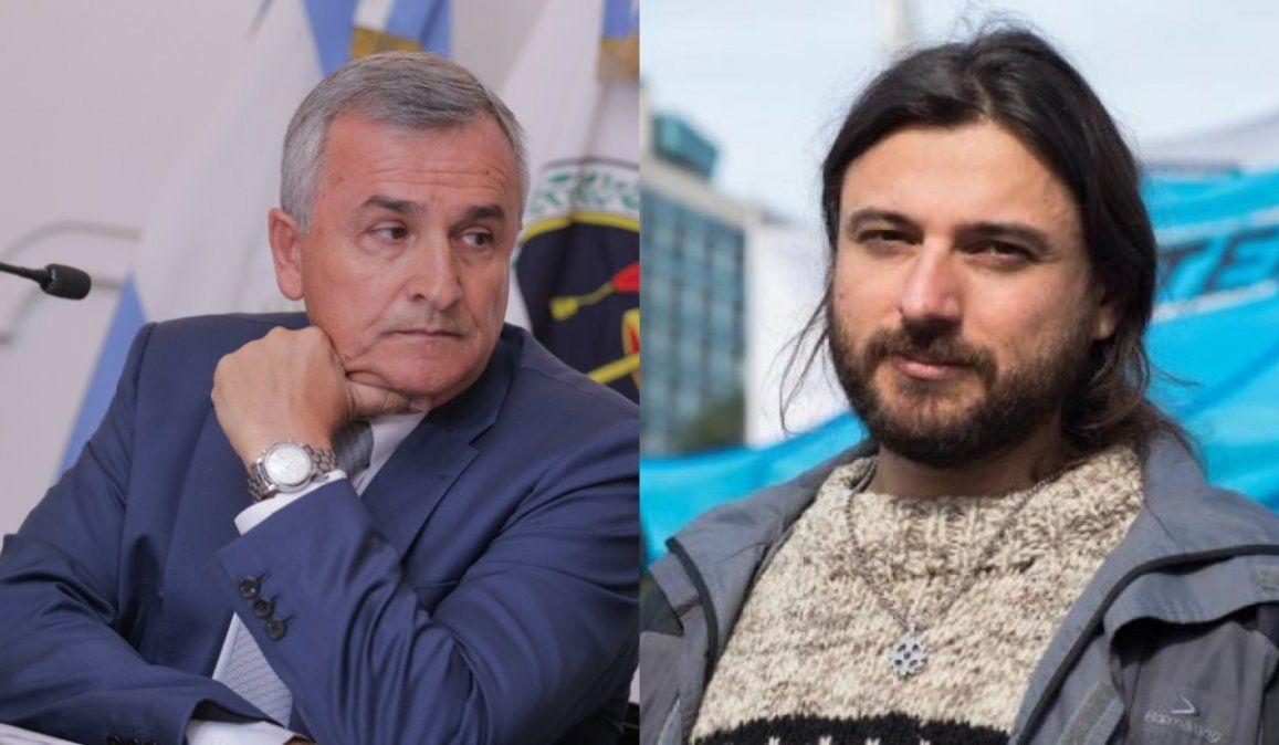 Gerardo Morales llamó pelotudo a Grabois luego de que este lo acusara de conspirar contra Bolivia