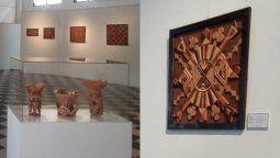el artista ruben corzo expone la muestra mundos recuperados