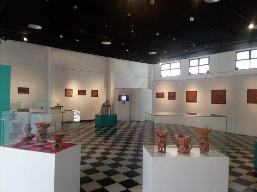El artista Rubén Corzo expone la muestra Mundos Recuperados