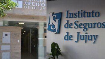 El Colegio Médico denuncia una deuda millonaria del ISJ
