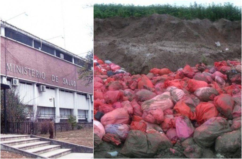 Piden un informe sobre el convenio para tratar los residuos patógenos
