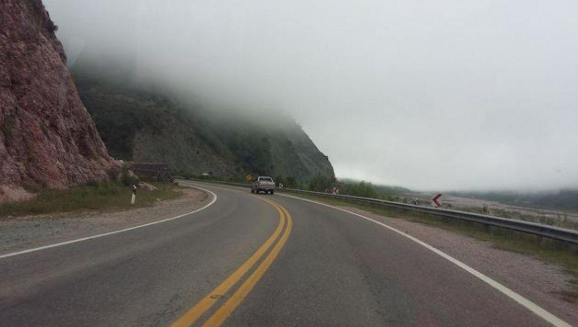 La Ruta 73 está intransitable y la 52 habilitada con desvío altura km 152