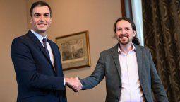en espana, las izquierdas se unen para formar gobierno