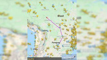 Los países que le negaron el paso al avión de Evo Morales