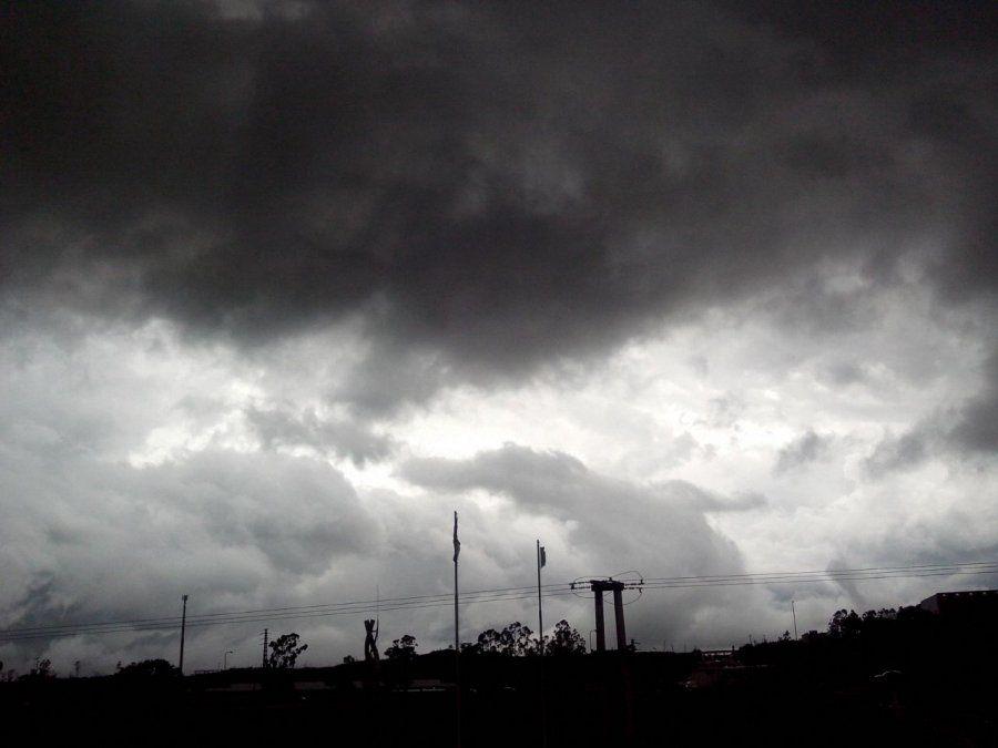 Alerta en Jujuy por tormentas intensas y caída de granizo