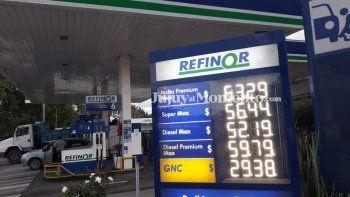 Golpe al bolsillo: así está el precio de las naftas en Jujuy