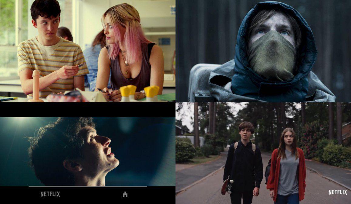 Las 10 series más vistas por los argentinos en Netflix