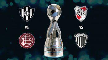 Jornada de definiciones en la Copa Argentina
