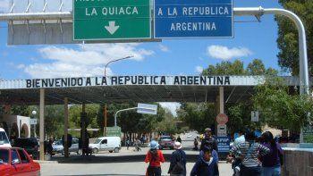 Ex funcionarios de Bolivia ingresaron al país por Jujuy