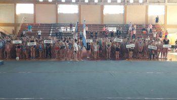 Dio inicio en Jujuy el Nacional de Gimnasia rítmica