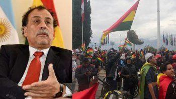 Embajador argentino en Bolivia:
