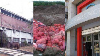 Más dudas que certezas en el convenio para tratar los residuos patógenos