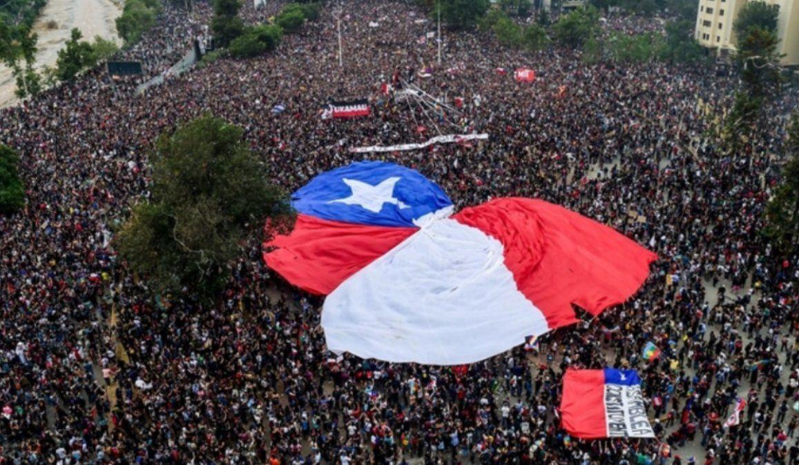 Histórico acuerdo en Chile posibilita un plebiscito para una nueva Constitución
