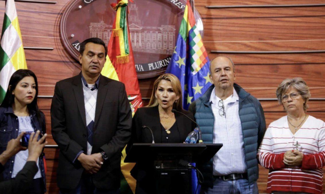 Bolivia rompió relaciones con Venezuela