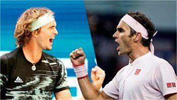 Del Potro no jugará la exhibición con Federer