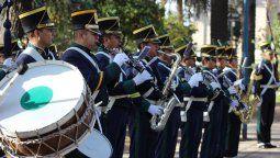gran concierto de la banda militar exodo jujeno