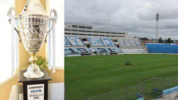 Copa Norte: operativo de seguridad y show musical