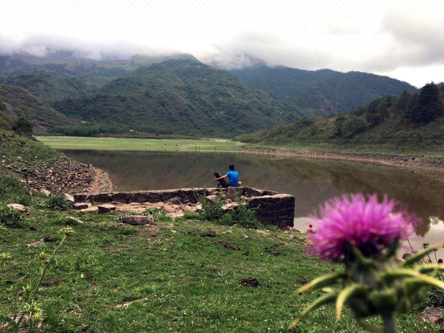 Las Lagunas de Yala, paisajes de ensueño