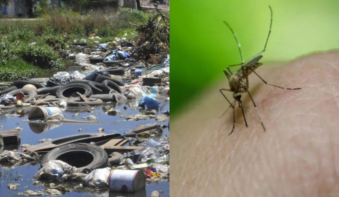 Instan a vecinos a colaborar en la prevención del dengue