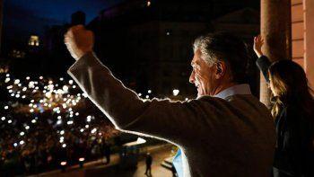 Macri convocó a una marcha despedida antes del traspaso del mando