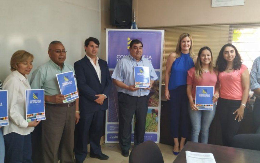 Créditos a nuevos emprendedores de toda la provincia