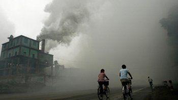 Un informe señala a la crisis climática como la mayor amenaza para los niños