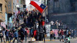 pinera reconocio que hubo uso excesivo de la fuerza contra los manifestantes