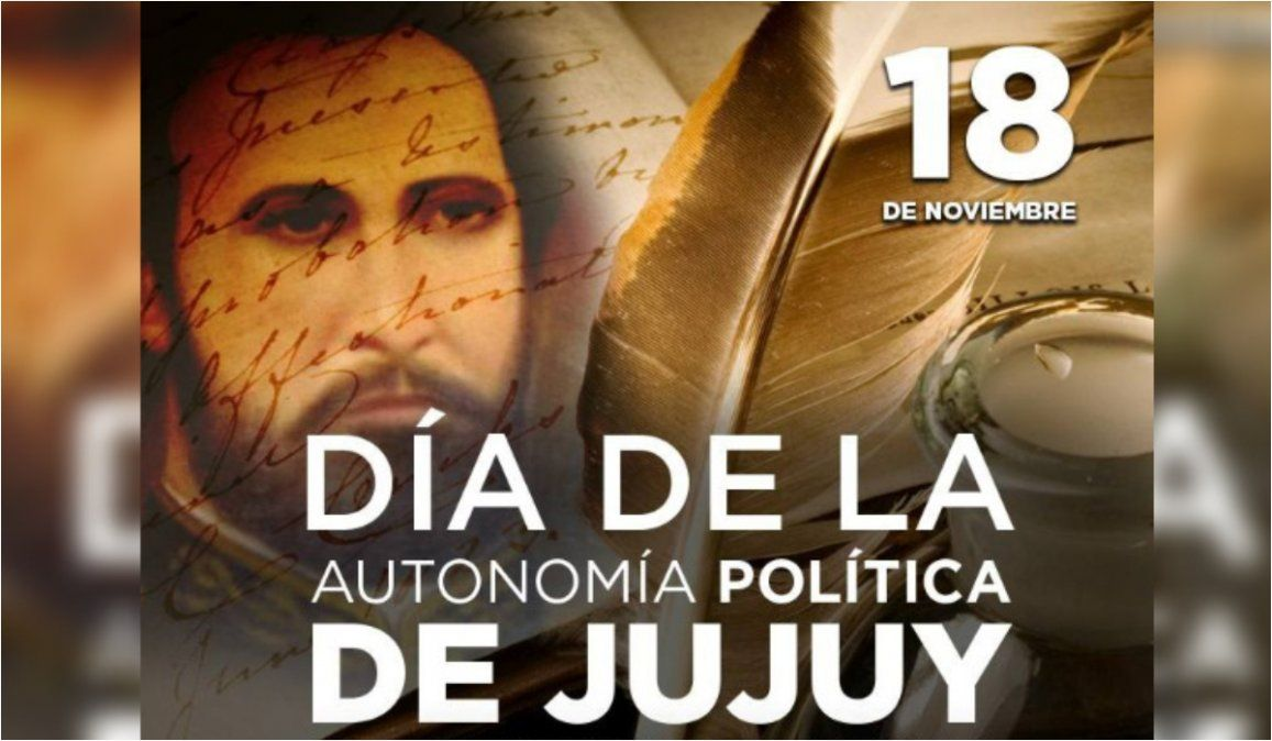 185 años de la Autonomía Política de Jujuy