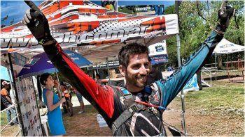 Manuel Quintar, campeón argentino en tierra salteña